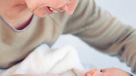 Mamie-nounou : la situation peut déraper…