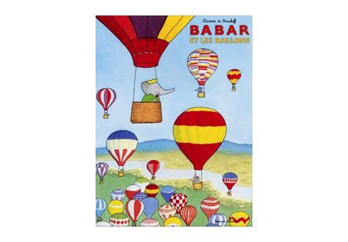 Affiche Babar, France Images