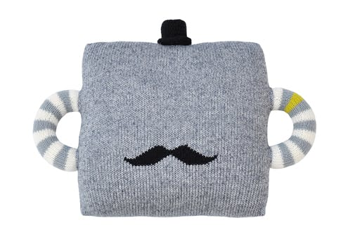 Coussin moustache Hold me tight, Blabla Kids