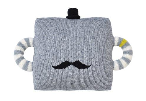 Coussin moustache Hold me tight, Blabla Kids