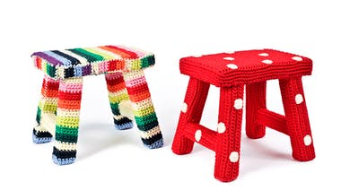 Tabouret Small Stool, Anne Claire Petit