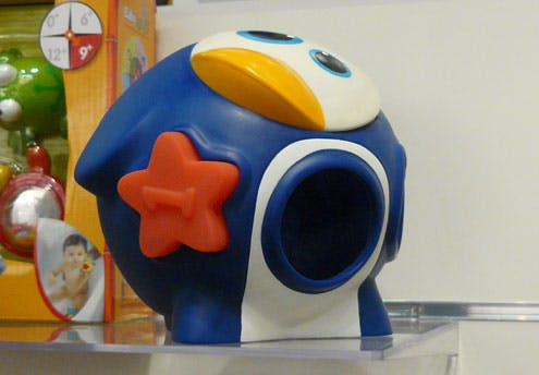 Pingouin de bain trieur de forme, Babymoov