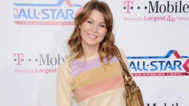 Ellen Pompeo : 4 semaines après son accouchement