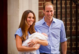Kate Middleton : six semaines après son       accouchement