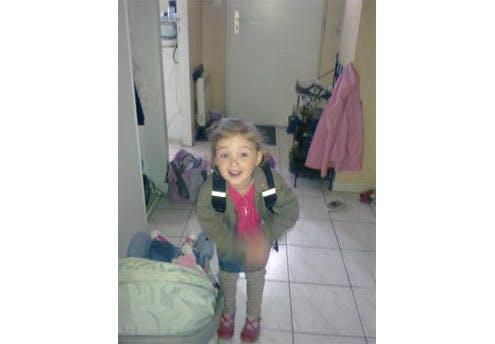 Léna, 3 ans