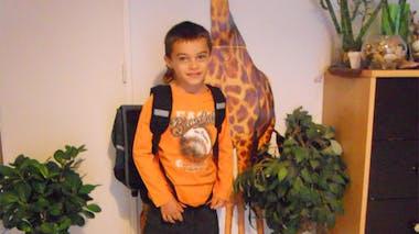 Malcolm, 6 ans et demi