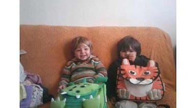 Nathanaël et Joshua
