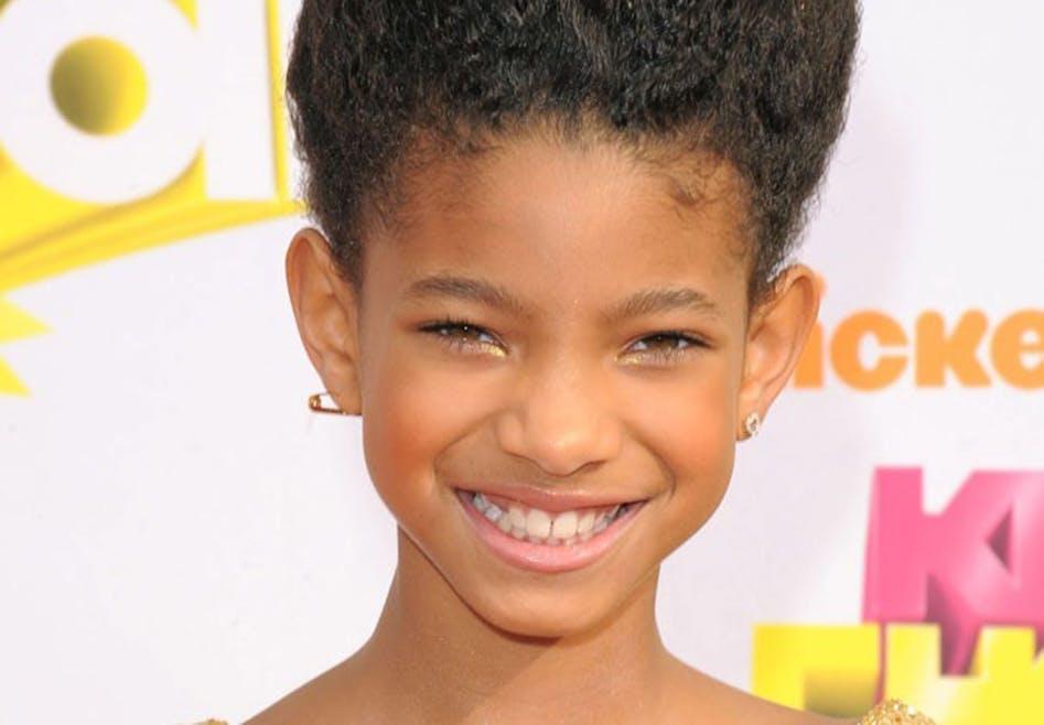 Willow, la fille de Will Smith