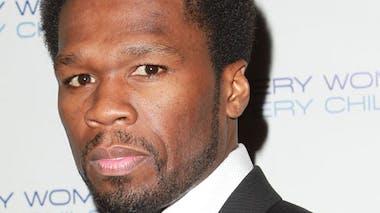 50 Cents, papa à 21 ans