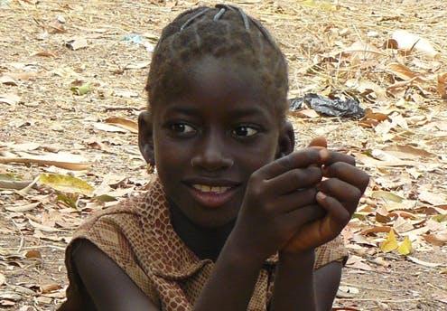 Cécile, 8 ans