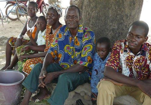 Famille Bama Boubié