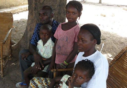 Famille Bama Nebila