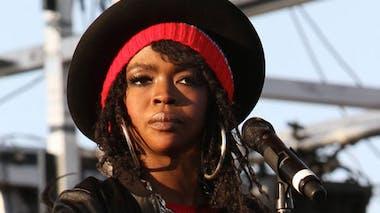 Lauryn Hill, maman à 22 ans