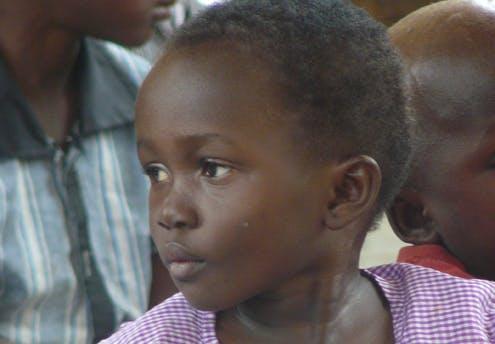 Martine, 4 ans