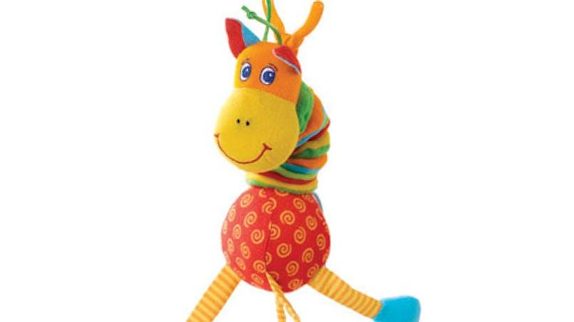 Hochet girafe