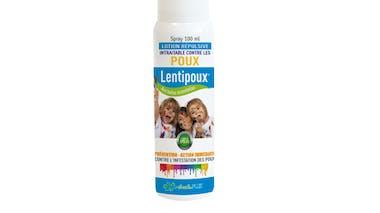 En prévention : Lotion répulsive Lentipoux