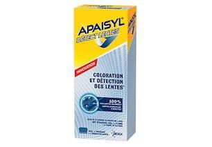Pack Apaisyl Detect lentes