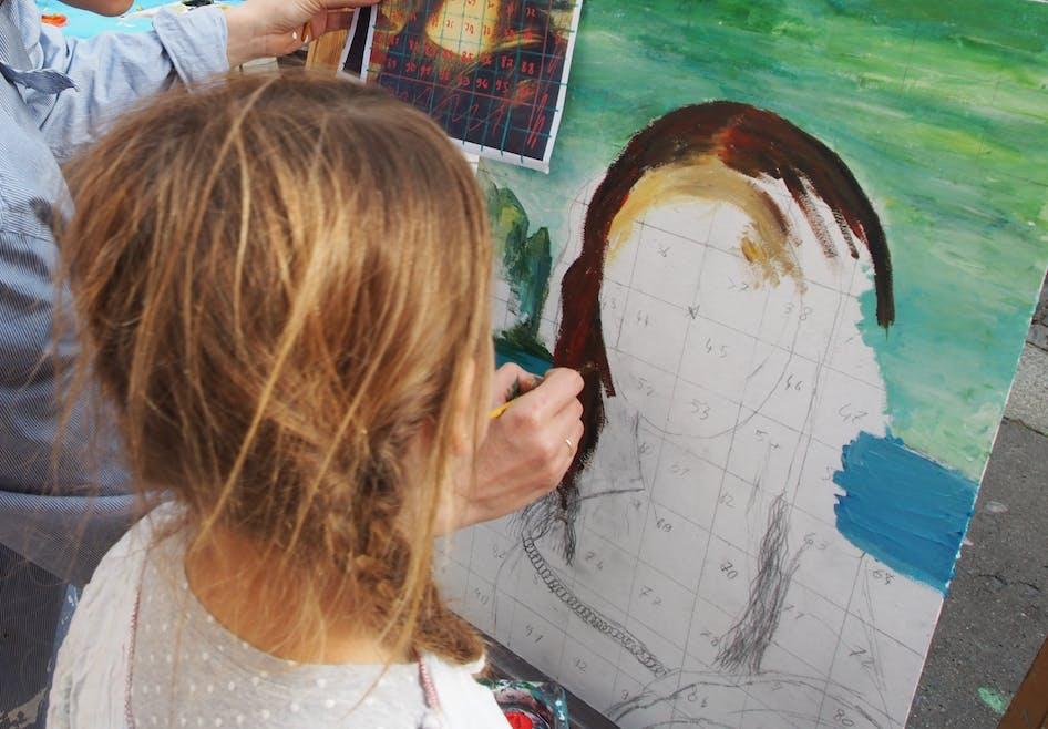 Ateliers artistiques