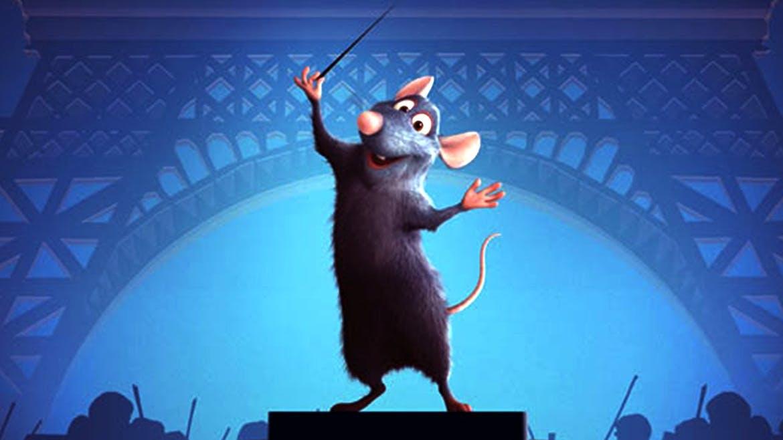 « Ratatouille en ciné-concert »