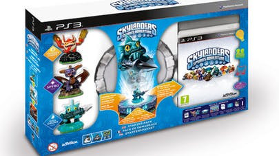 Skylanders sur PS3