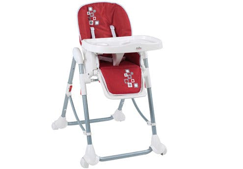 Chaise haute Delta, Babybus