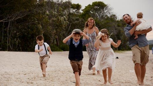 Marie-Laure et Sylvain, 4 enfants, 2350 € par mois