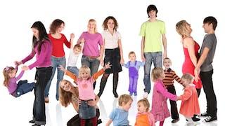 Le plus grand nombre d'enfants