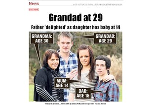 Le plus jeune grand-père