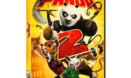 Kung Fu Panda 2 en DVD