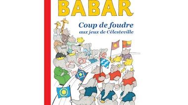 Album illustré « Coup de foudre aux Jeux de Célesteville       »