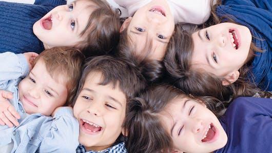 Angèle et Valérian, 6 enfants, 3171€ par mois