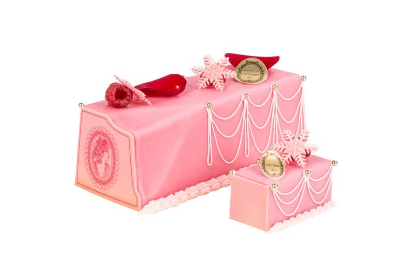 Bûche Marie-Antoinette