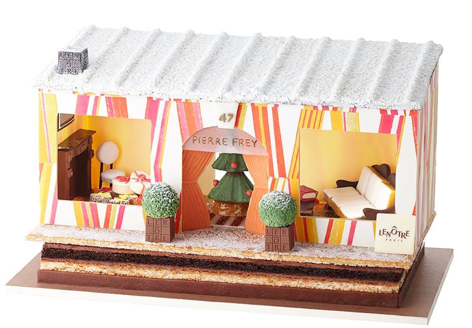 Bûche de Noël Maison