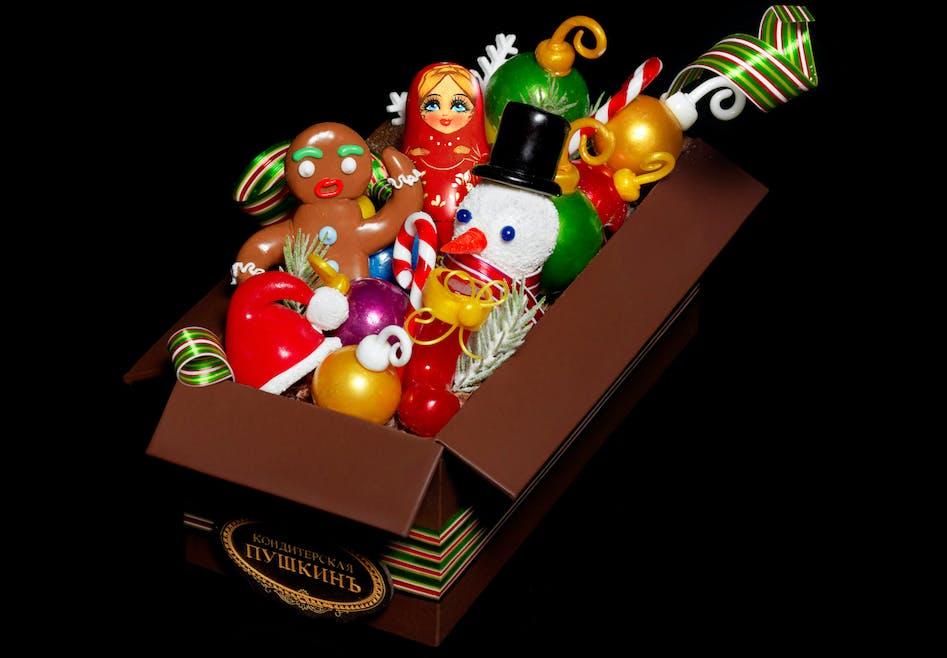Bûche de Noël pour les enfants