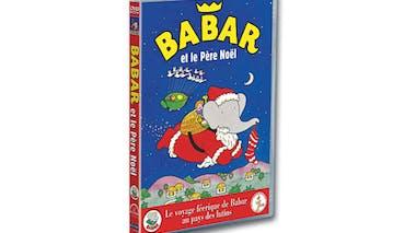 DVD Babar et le Père Noël