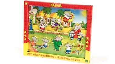 Tableau magnétique Babar