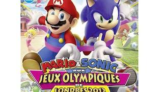 Mario et Sonic aux Jeux Olympiques de Londres 2012 sur   Wii