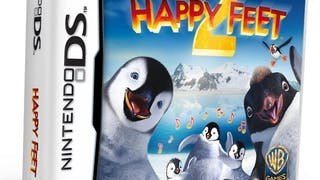 Happy Feet 2 sur DS