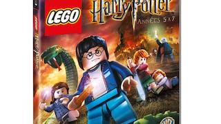 Lego Harry Potter, années 5 à 7 sur PS3