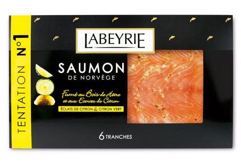 Saumon de Norvège, Tentation n°1