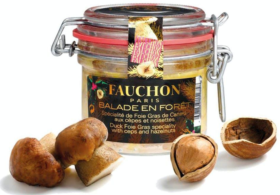 Spécialité au foie gras