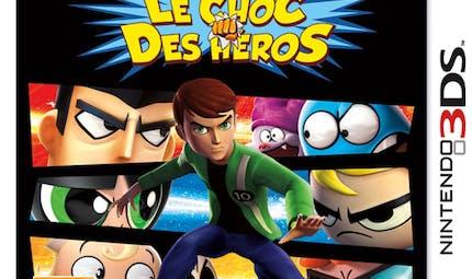 Cartoon Network, Le Choc Des Héros sur 3DS