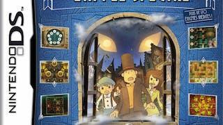 Professeur Layton et l'Appel du Spectre sur DS