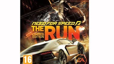 Need For Speed the Run sur PS3