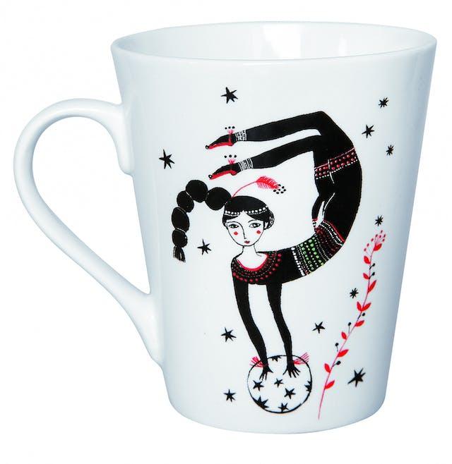 Mugs Parade