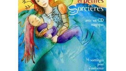livre berceuses fées