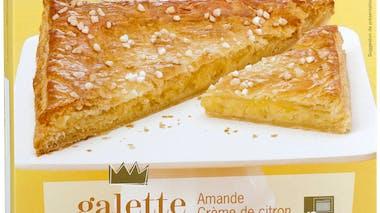 Galette des Rois Amande Crème de Citron
