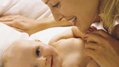 Les bébés apprennent l'amour