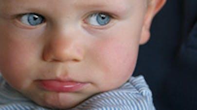 bébé et dyslexie, image