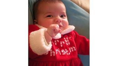 Louna (3 mois)